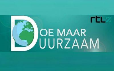 Xperity vertelt op RTL-Z meer over duurzaamheid