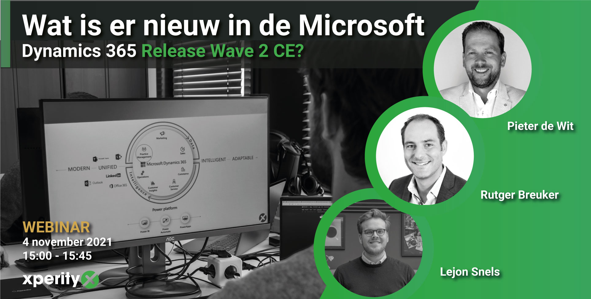 Wat is er nieuw in de Microsoft Dynamics 365 CE release 2021?